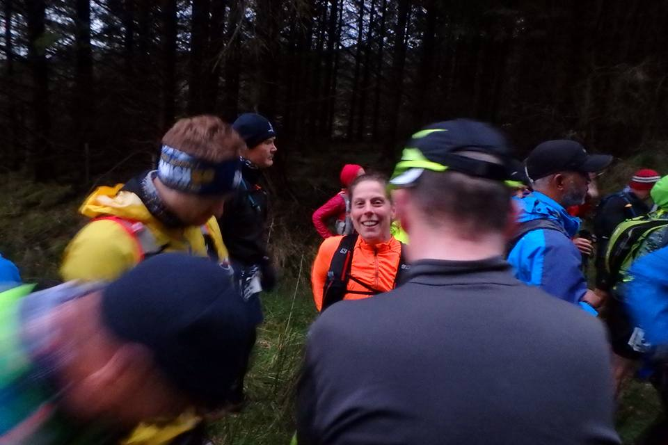 Raw Ultra's Wicklow Way 50 Mile, photo Paul Daly
